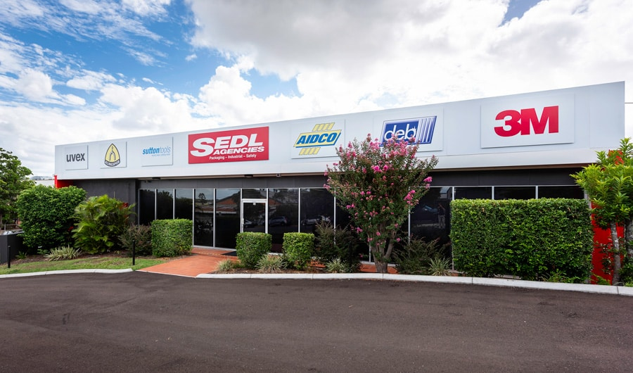 SEDL agencies Brisbane: Paint, Packaging, Safety, Industrial, AIDCO, and more
