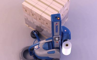 Cut Wrapping Time and Costs with Robopac Robot S6
