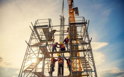 How to stay safe working at heights