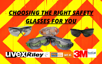 How to Choose the Right Safety Goggle?